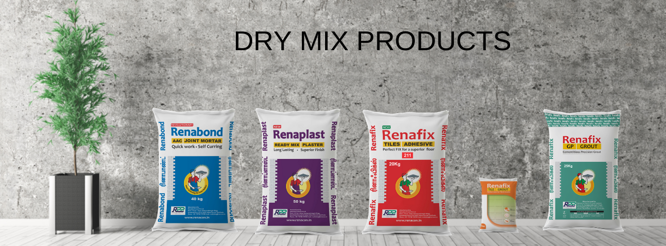 Dry Mix Products